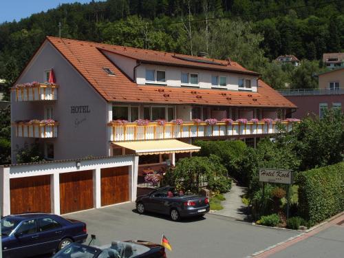 Hotel Pictures: Hotel Koch, Bad Liebenzell