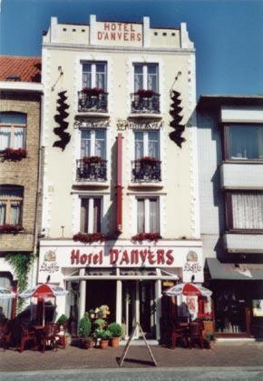 Hotellikuvia: Hotel Anvers, De Panne
