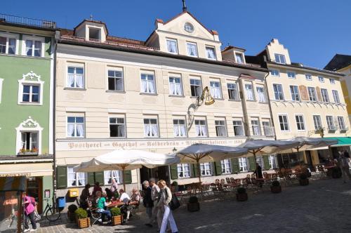 Hotel Pictures: Posthotel Kolberbräu, Bad Tölz