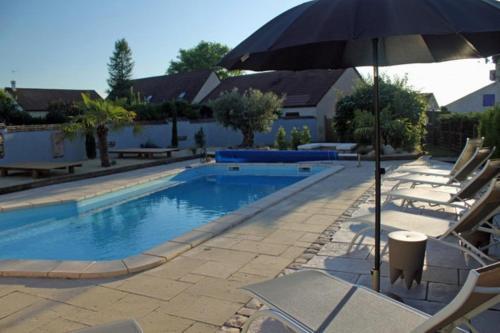 Hotel Pictures: La Marelle B&B, Corberon