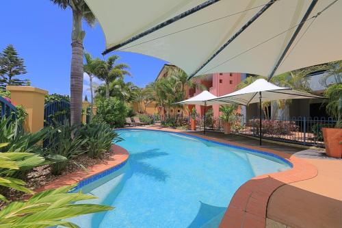 Hotelfoto's: Kacy's Bargara Beach Motel, Bargara