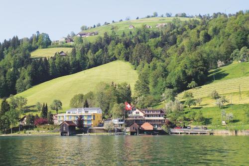 Hotel Pictures: Hotel - Restaurant Eierhals am Ägerisee, Oberägeri