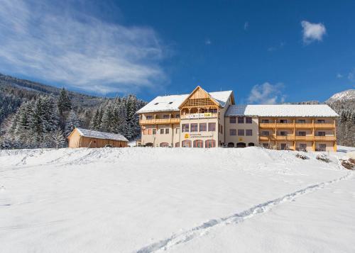 Fotografie hotelů: JUFA Hotel Gitschtal, Weissbriach