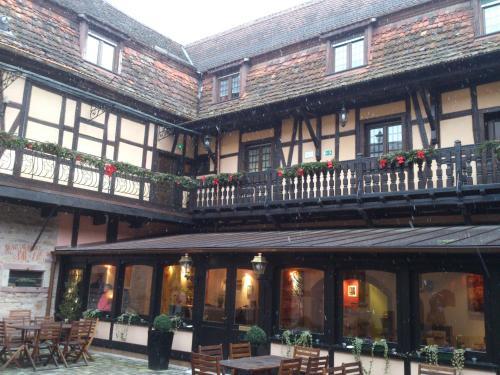 Le Gouverneur Hotel Obernai