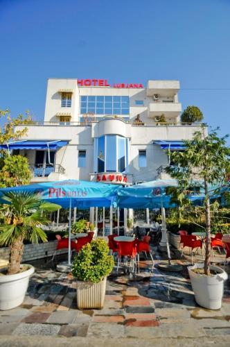 酒店图片: , 地拉那