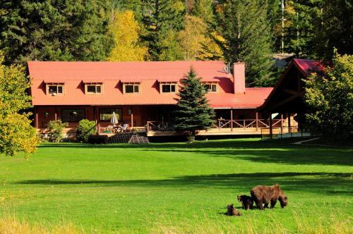 Hotel Pictures: Tweedsmuir Park Lodge, Stuie