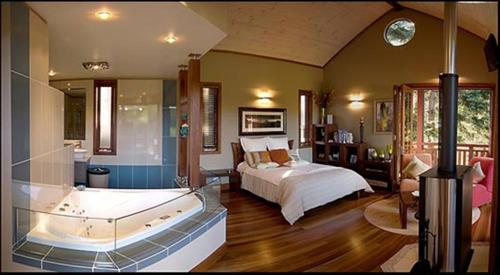 Hotelbilleder: King Ludwigs Cottage, Maleny