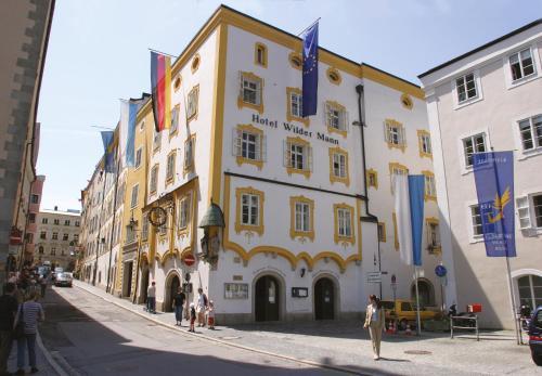 Hotel Pictures: Hotel Wilder Mann, Passau