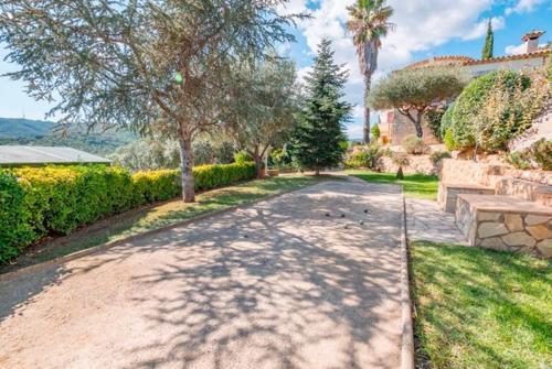 Les Cabanyes Villa Sleeps 12 Pool WiFi (España Calonge ...