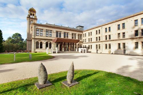 酒店图片: Mansion Hotel & Spa at Werribee Park, 华勒比