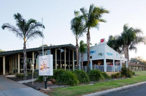 酒店图片: Barmera Lake Resort Motel, Barmera
