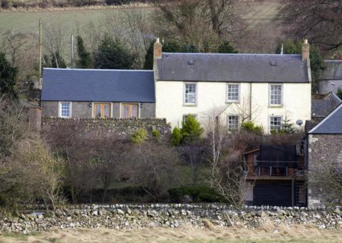 The Farmhouse At Yetholm Mill
