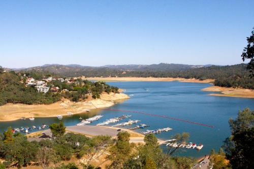 Casa Lago at Lake Nacimiento in Paso Robles Wine Country