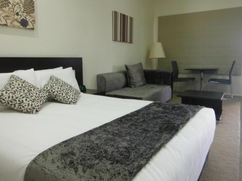 Fotografie hotelů: Best Western Injune Motor Inn, Injune