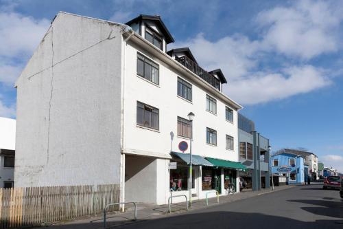 Rey apartments reykjav k viamichelin informatie en for Rey apartments reykjavik