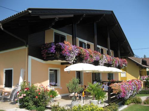 Zdjęcia hotelu: Gästehaus Stroitz, Drobollach am Faakersee