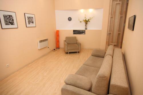 Apartment on Yekaterininskaya Square