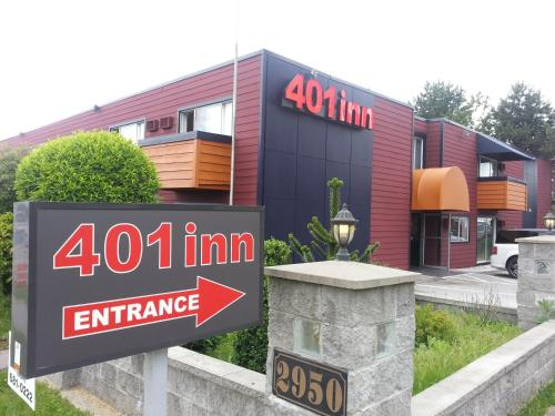 Hotel Pictures: 401 Inn, Burnaby