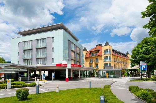 ホテル写真: Casinohotel Velden, フェルデン・アム・ヴェルターゼー
