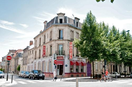 Hotels Reims Hotel Reserveren In Reims Viamichelin