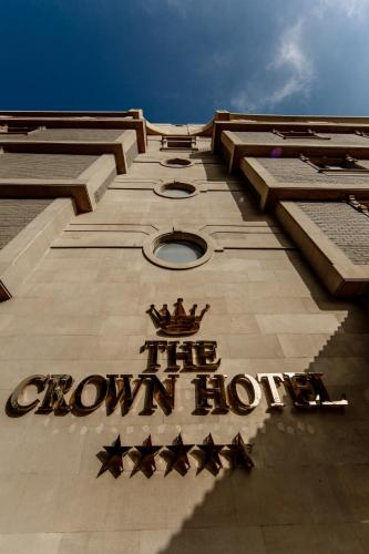 هتل کراون باکو