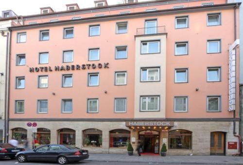 Hotel Haberstock Munchen Bewertung