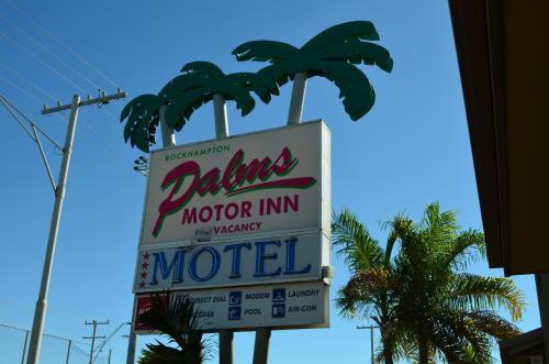 Hotellbilder: Rockhampton Palms Motor Inn, Rockhampton