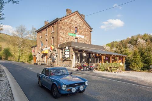 ホテル写真: B&B-Restaurant Porte de la Lienne, Stoumont