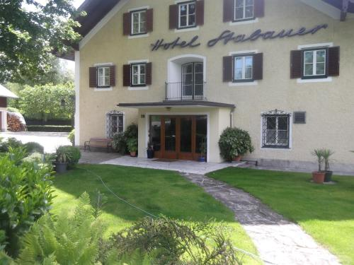 Fotos de l'hotel: Hotel - Garni Stabauer, Mondsee