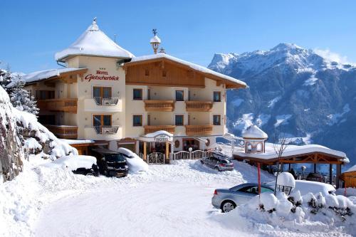 ホテル写真: Hotel Gletscherblick, Hippach