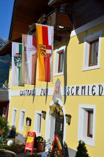 Fotos do Hotel: Gasthof zur Schmiede, Berg im Drautal