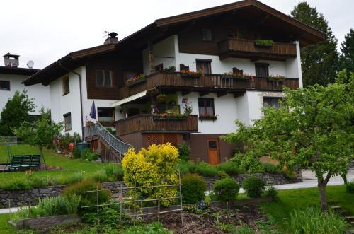 ホテル写真: Ferienwohnung Garber, Uderns
