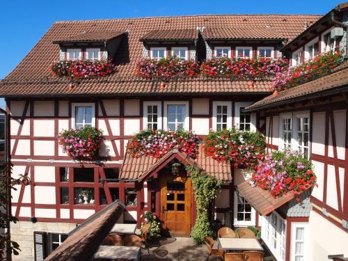 Hotel Pictures: Landgasthof Hotel Hess, Neuenstein