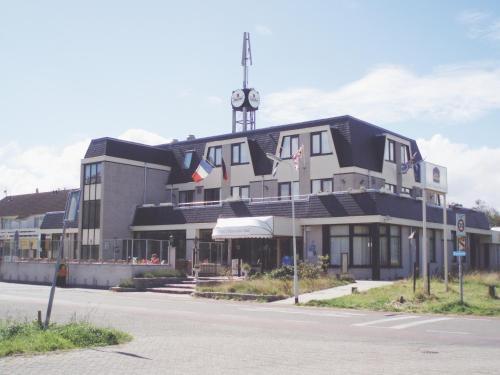 Hotel De Wielingen Cadzand Bad Niederlande