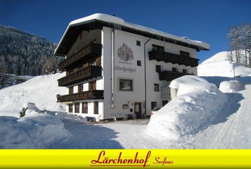Fotos de l'hotel: Lärchenhof Serfaus, Serfaus
