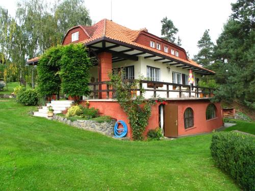 Hotel Pictures: Villa Blanka, Horní Podkozí