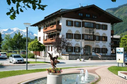 Hotelbilleder: Gasthof zur Post, Maishofen