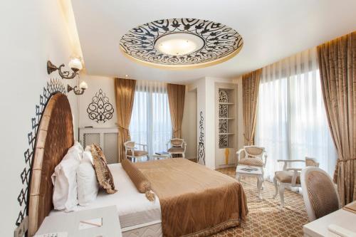Page 50 sururi mehmet efendi hotels viamichelin for Dekor hotel istanbul