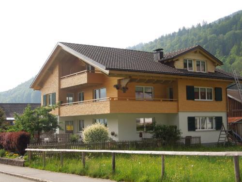 Fotos do Hotel: Gästehaus Graf, Bezau