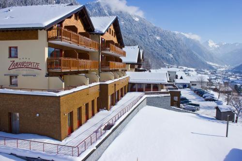 Photos de l'hôtel: Berg-Spa & Hotel Zamangspitze, Sankt Gallenkirch