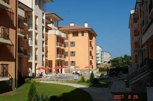 Zdjęcia hotelu: Gardenia Apartments, Primorsko