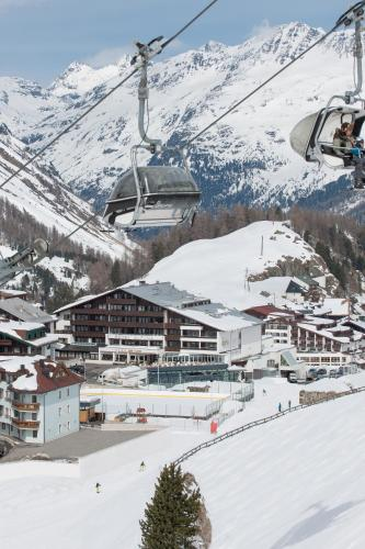 Photos de l'hôtel: Hotel Alpina Deluxe, Obergurgl