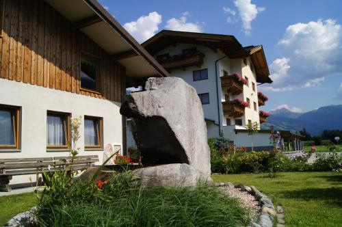 Photos de l'hôtel: Ferienhaus Spieljochblick, Uderns