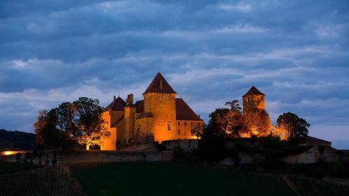 Hotel Pictures: Château de Pierreclos, Pierreclos