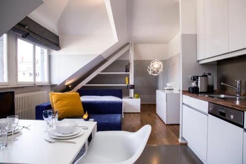 Sch iss luxemburg restaurant uit de michelin gids for Appart hotel thionville