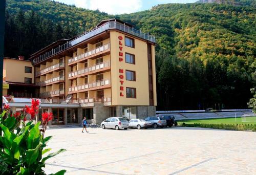 Hotellikuvia: Olymp Hotel, Teteven