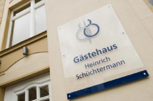 Hotel Pictures: Gästehaus Heinrich Schüchtermann, Bad Rothenfelde