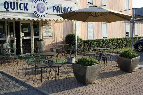 Hotel Pictures: Hôtel Quick Palace Valence Nord - Bourg les Valence, Bourg-lès-Valence
