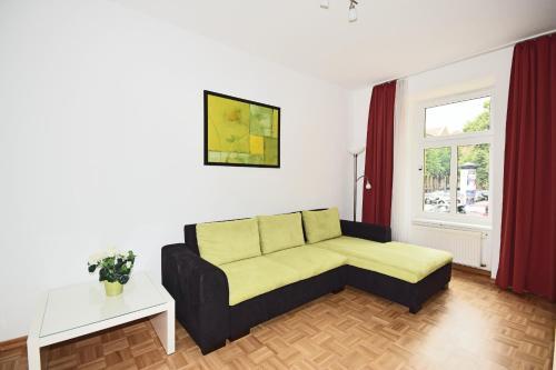 Un lugar para sentarse en Berlin Habitat