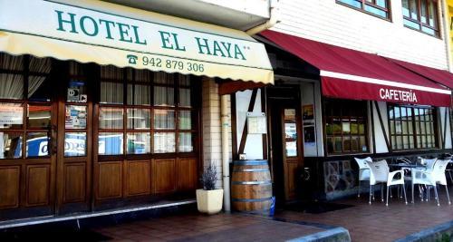 Hotel Pictures: Hotel El Haya, Ontón